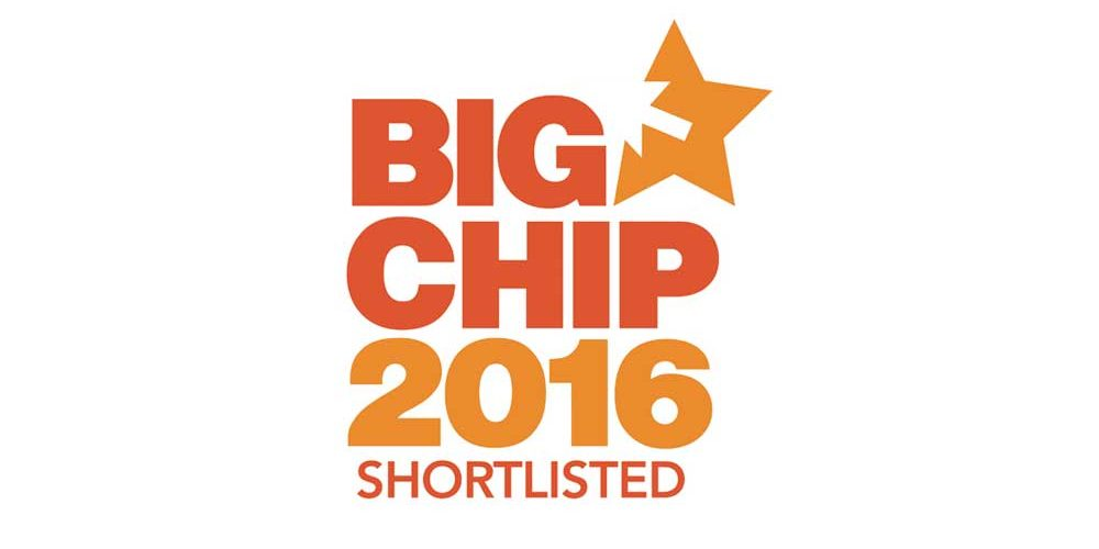 Big Chip Awards 2016 Shortlist