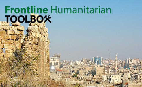Frontline Humanitarian Toolbox